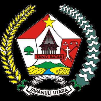 Logo Kabupaten Tapanuli Utara PNG