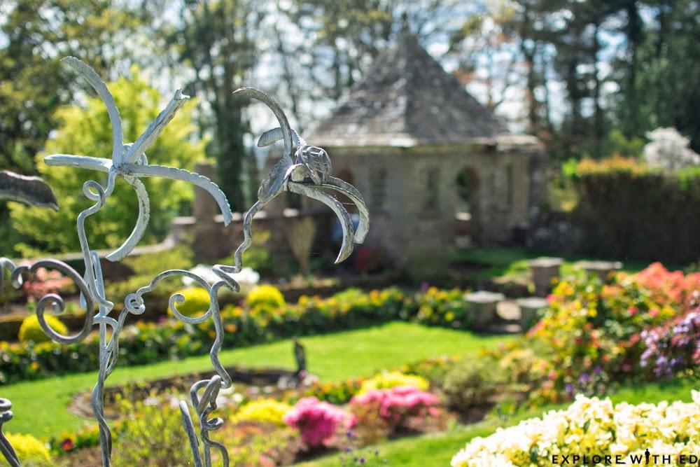 Wyndcliffe Court Sculpture Gardens