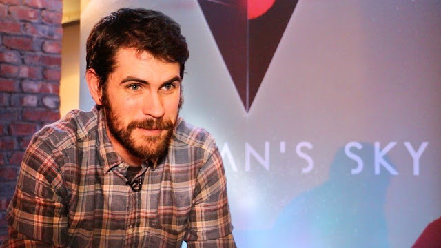 O jornalista Geoff Keighley disse que falará com Sean Murray, diretor de No Man's Sky, que falará publicamente em breve.