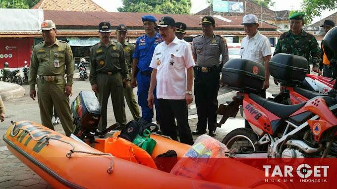 Bupati Haryanto : Penanggulangan Bencana Jadi Tanggungjawab Bersama