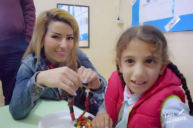 """علا أبوحمزة """"تشارك ذوي الاحتياجات الخاصة في اليوم العالمي لهم"""