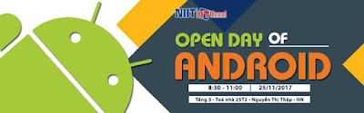 Open Day Of Android - 211663