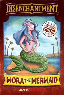 Mora the Mermaid