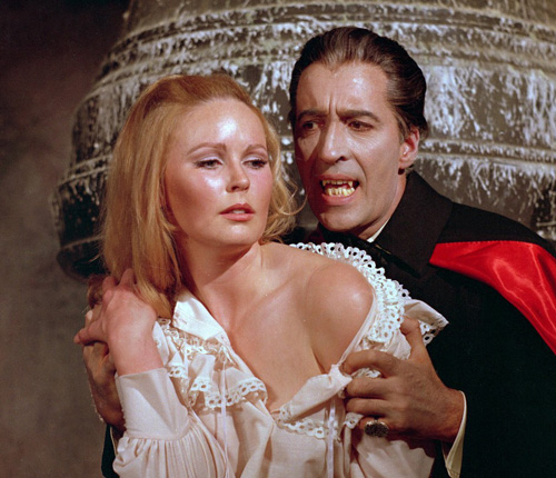 'Every Kiss' courtesy of Dracula Has Risen from the Grave (1968)