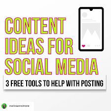 Unlimited content ideas with free tools