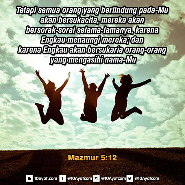 Mazmur 5:12