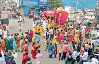 Rath Yatra Held In Nizamabad