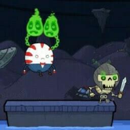 Rumble in the Nightosphere - Adventure Time