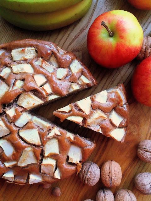 Łatwe ciasto z jabłkami przepis