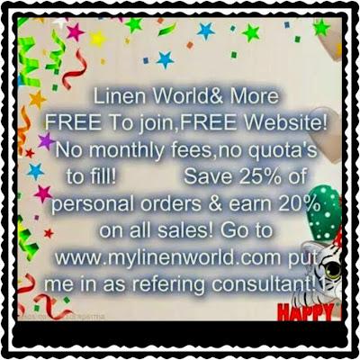 LINEN WORLD BUSINESS JOIN FREE