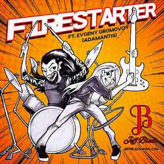"""Το single του Jeff Black """"Firestarter"""""""