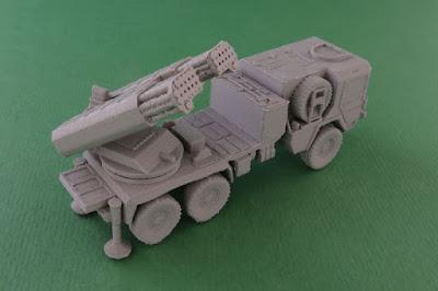 Light Artillery Rocket System (LARS) picture 5
