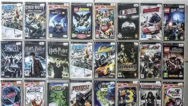 4 Steps To Downloading Free PSP Games - Games Atlantic