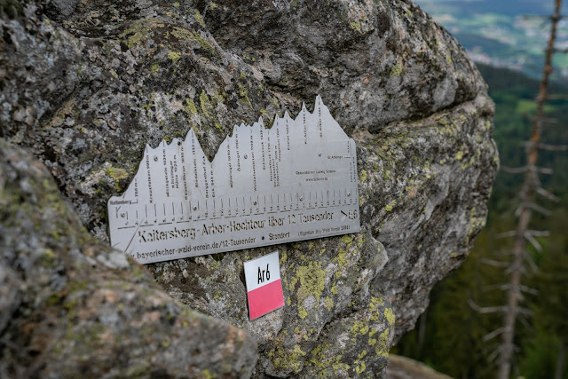 Kaitersberg Panoramaweg Ar06 | Wandern im Lamer Winkel im Bayerischen Wald 20