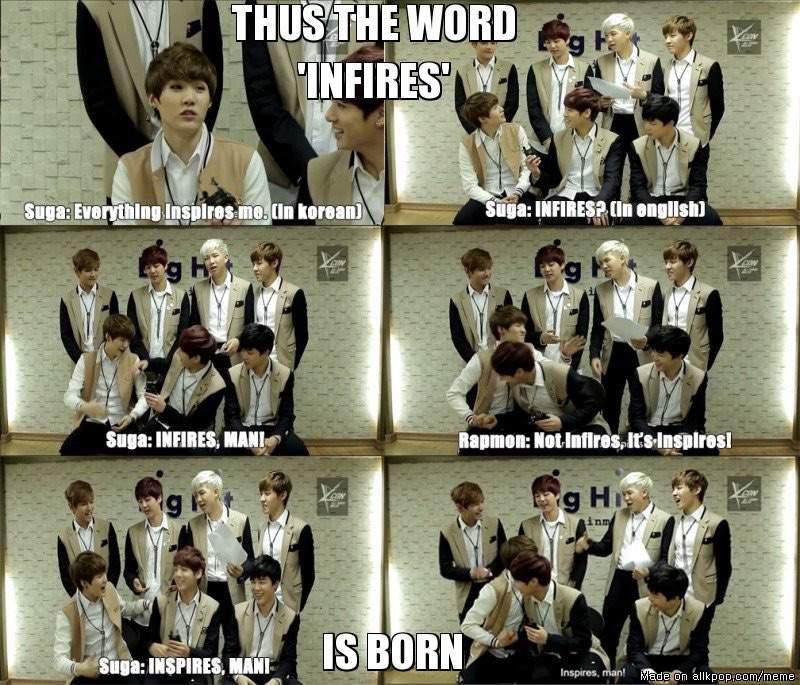 BTS Inside Jokes [Kamus Bangtan] - My World