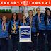 Jogos Regionais: Ginástica artística de Jundiaí conquista bicampeonato por equipes