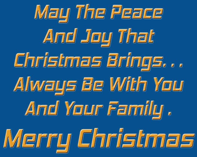 Merry Christmas Quote