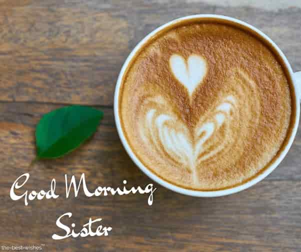 good morning sister coffee pictures