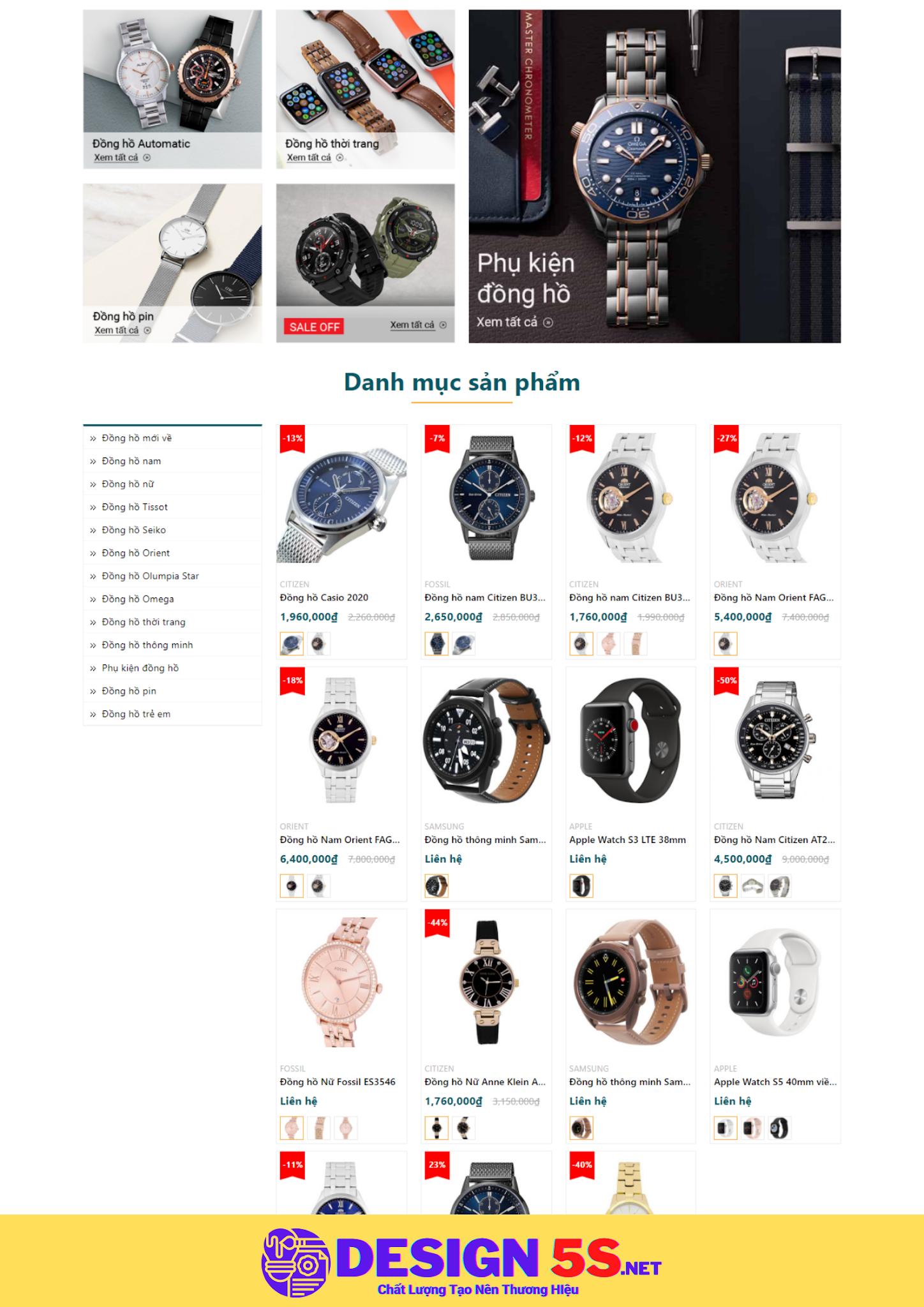 Theme blogspot bán đồng hồ, tiktok watch VSM34 - Ảnh 2