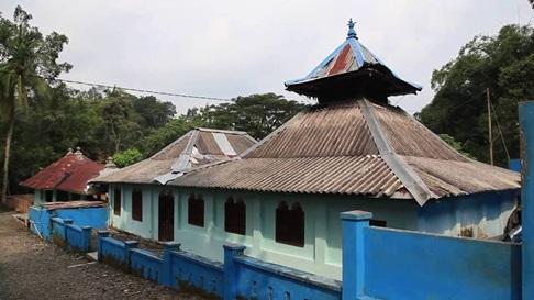 masjid Saka Tunggal Baitussalam banyumas