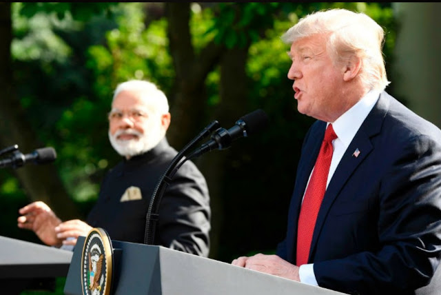 Trump said - After the Howdy Modi program there will be big announcements