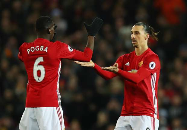 Mourinho failed to give Pogba free role at Manchester United Read - Ibrahimovic