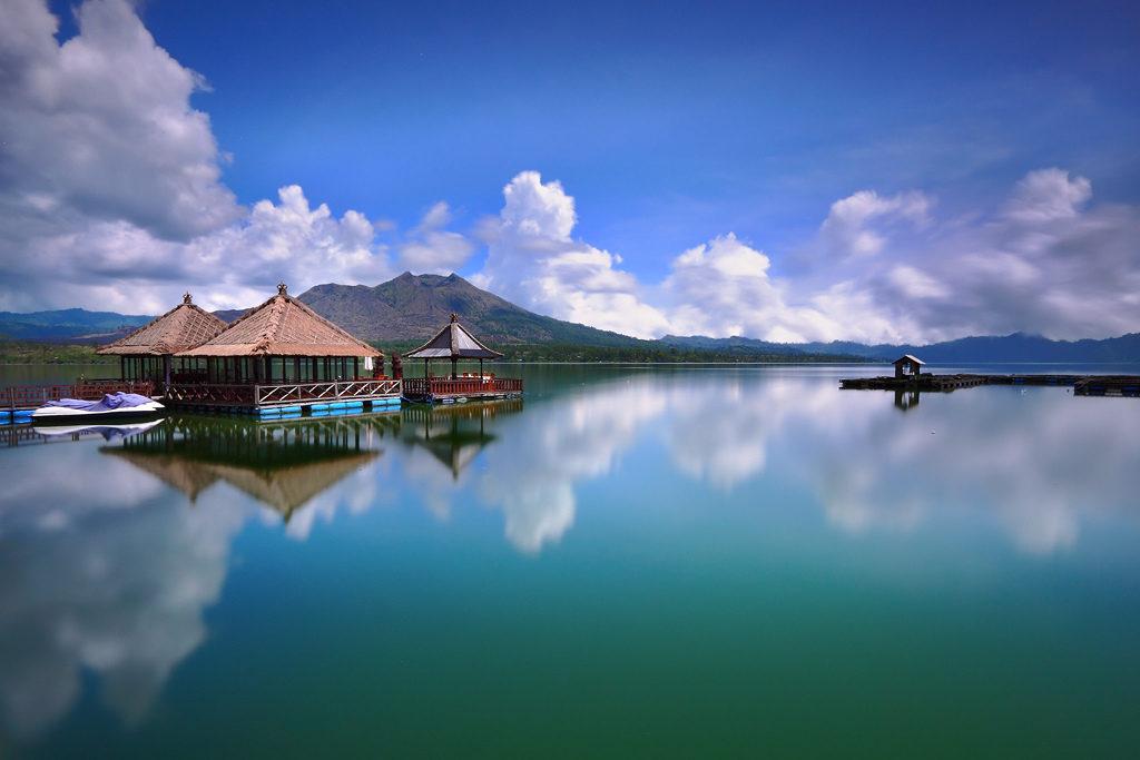 Cerita Legenda Asal Mula Danau Batur Bali