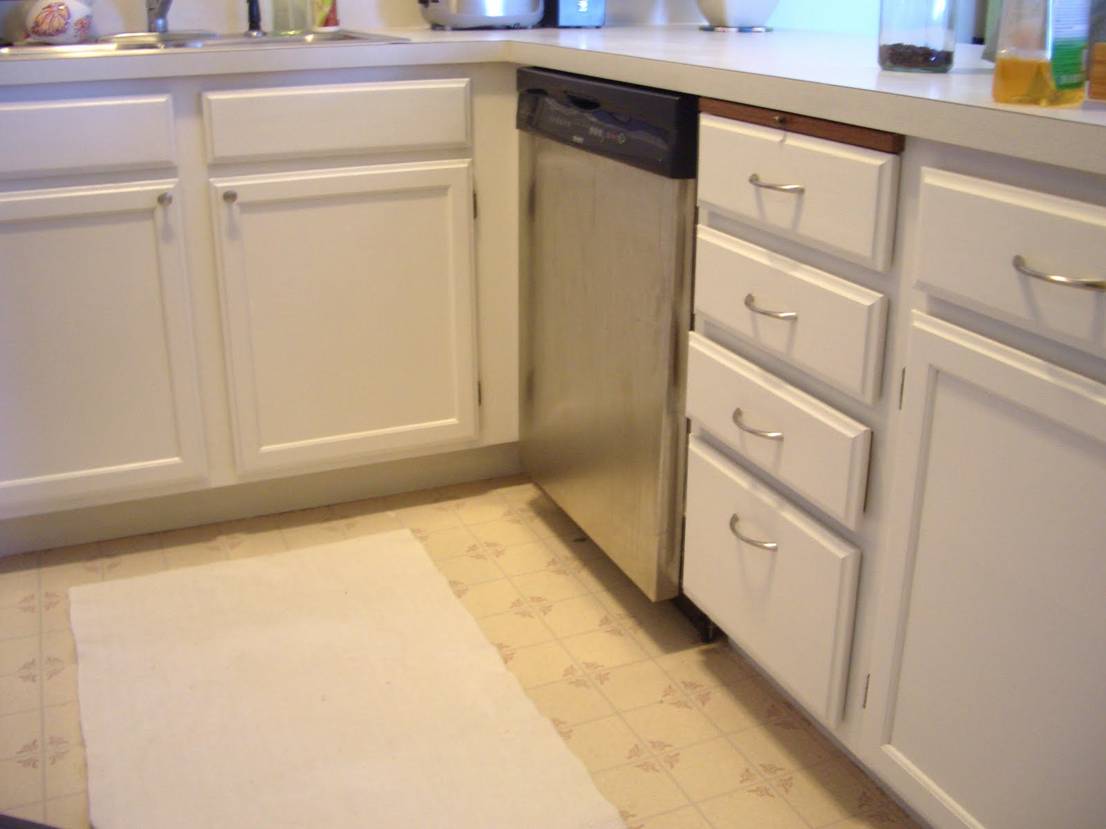 Rustoleum Kitchen Cabinet Kit Reviews Pine Bench Posy The Porcelain Pig Final Photos And Review