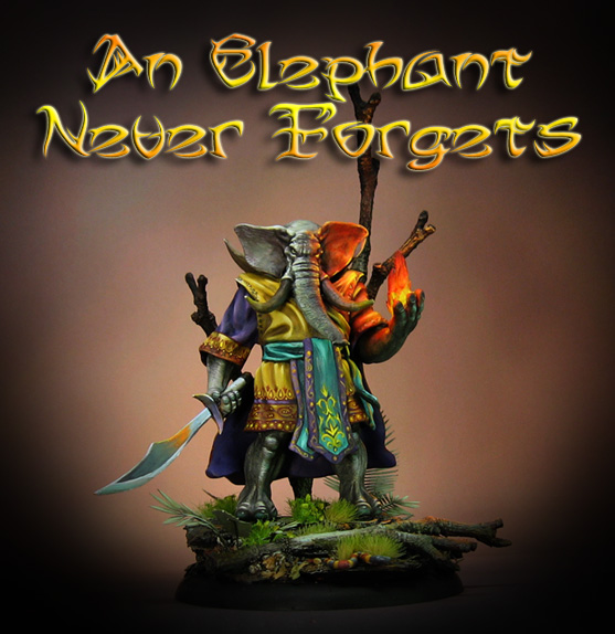 an elephant never forgets wargaming hub. Black Bedroom Furniture Sets. Home Design Ideas