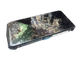 LCD Touchscreen Blackview BV9100 Plus Frame Original
