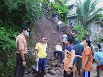 Tiga Desa di Kecamatan Pituruh Alami Tanah Longsor dan Pohon Tumbang