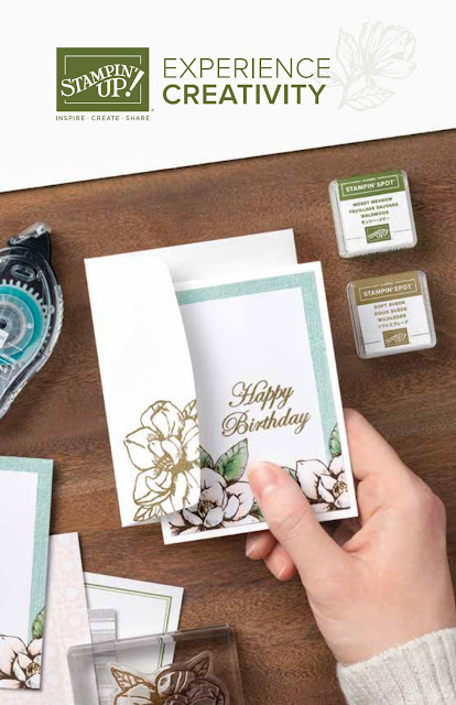 Beginner catalogue Stampin' Up! Paper Daisy Crafting