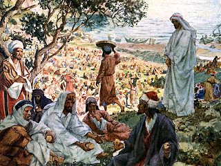 Catholic Daily Reading + Reflection: 2 December 2020 - Jesus Heals Many And Multiplies The Bread