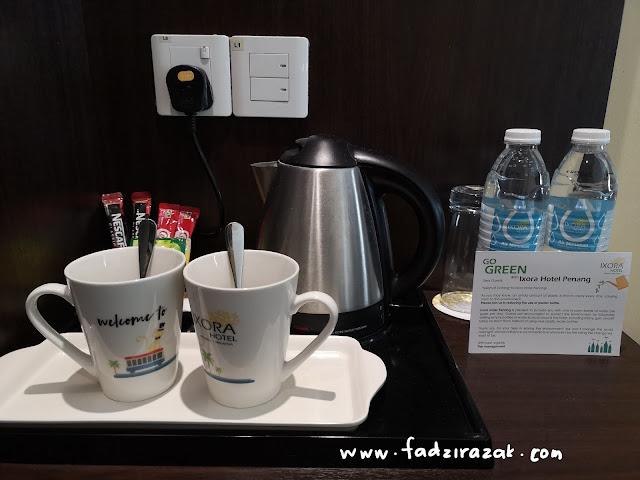 Hotel Ixora Prai Penang