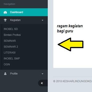 Poin Penting Situs KESHARLINDUNGDIKDAS.id  Bagi Guru Tahun 2018