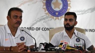 विराट ने प्रेस कॉन्फ्रेंस में रोहित शर्मा के साथ किसी भी तरह के विवाद से पूरी तरह इनकार किया