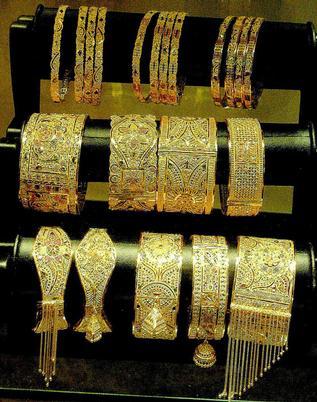 22 Carat Gold Jewelry