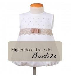 traje bautizo bebe