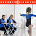 Jundiaí: Torneio de ginástica artística reúne crianças de três complexos esportivos