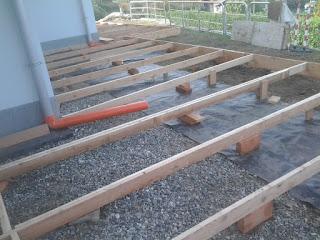 casa di legno work in progress