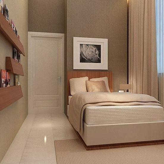 Dekorasi Kamar Tidur Unik Sederhana Sempit Tapi Simple