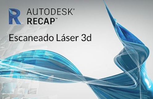 Curso de Escaneado láser 3D y modelado de nube de puntos en BIM con Autodesk Recap y Revit. Rendersfactory (Cursos online Arquitectura, Ingeniería y Construcción)