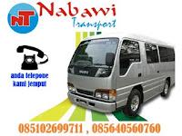Jadwal Travel Nabawi Transport Jogja Salatiga