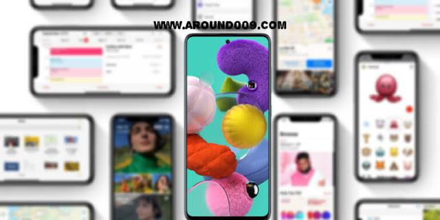 تنزيل خلفيات هاتف Samsung Galaxy A51 الرسمية [ دقة عالية - جدران Alt Z Life ]