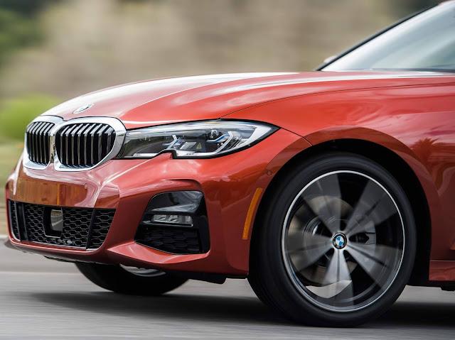 Novo BMW Série 3 2021 - taxa de financiamento