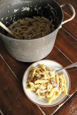 $5.13 Chicken Caesar Pasta - Hunger Action Month
