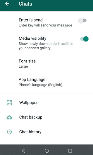 Cara Mudah Mengubah Ukuran Huruf di WhatsApp. 1