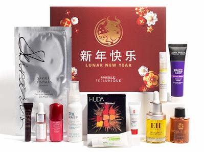 Feelunique Lunar New Year Box