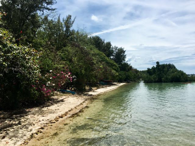 Obong Beach near Obong Spring Dalaguete Cebu