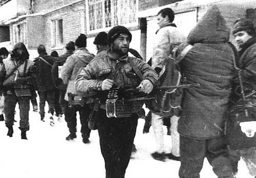 Αγώνες Μικρών Κλιμακίων στην Τσετσενία (ΧΙ)